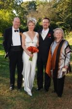 Christopher and Jodi's wedding