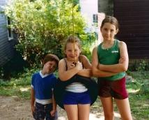 Me, Maureen and Jen