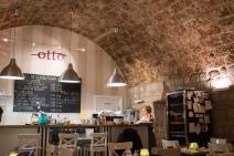 Otto Taverna's cool interior