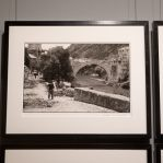 Photo by Wade Goddard (Enclave) of the Stari most bridge in Mostar after is was bombed in '92