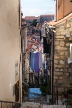 One last alley shot in Dubrovnik