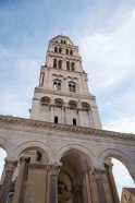 The Cathedral of Saint Domnius (Croatian: Katedrala Svetog Duje), known locally as the Sveti Dujam