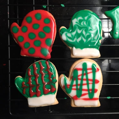 this year's sugar cookies