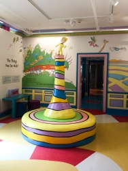 the Dr Suess Museum