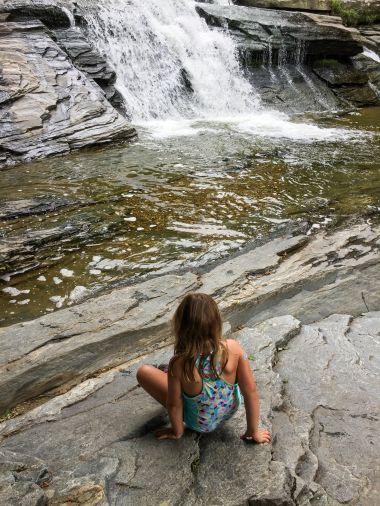 Umpechene Falls