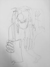 another blind contour