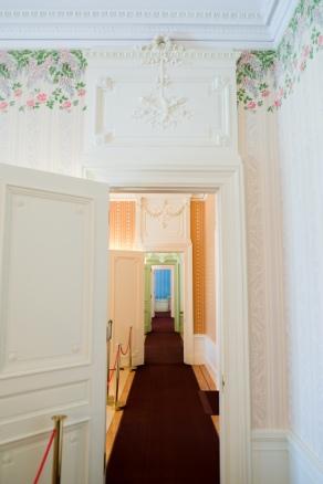 fancy halls!